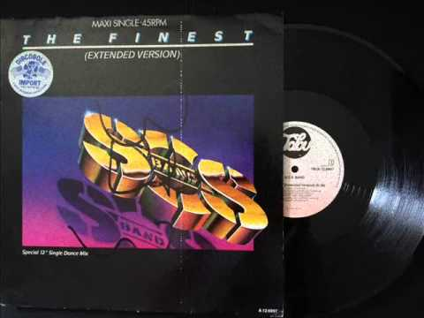 S.O.S. Band - The Finest (Extended Version)