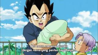Video Penamaan Bulla Anak Vegeta - Dragon Ball Super download MP3, 3GP, MP4, WEBM, AVI, FLV Juli 2018