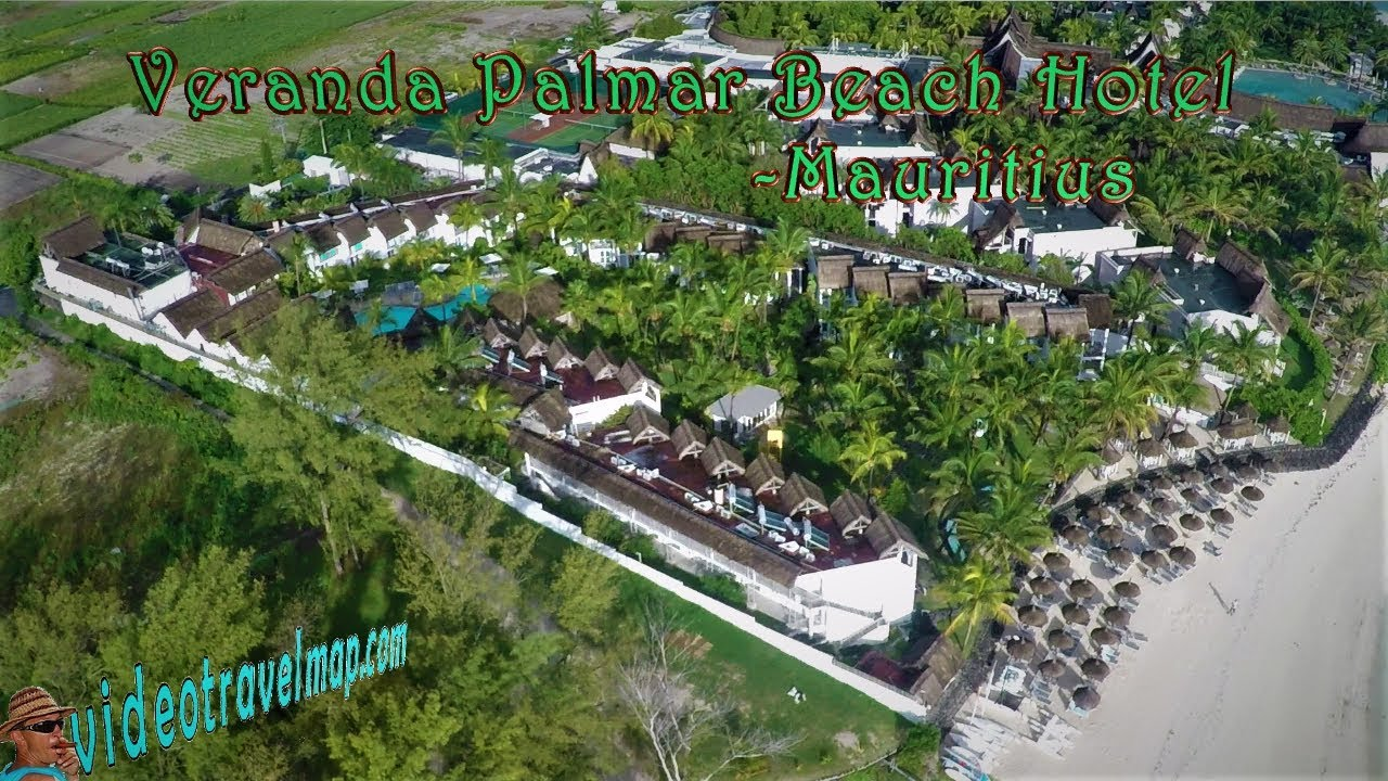 Veranda Palmar Beach Hotel Belle Mare Mauritius