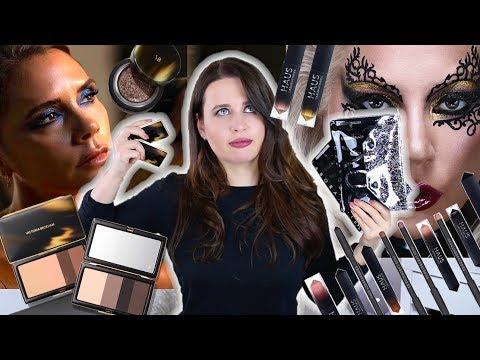 ЗВЕЗДНАЯ КОСМЕТИКА   HAUS Laboratories Lady Gaga   Victoria Beckham Beauty