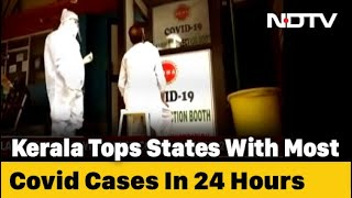 Covid-19 News: Kerala Can Handle Covid Spike Of Up To 15,000 Cases Daily: Officials