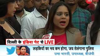 Taal Thok Ke: Celebrations across the country on killing of 4 Hyderabad rape accused