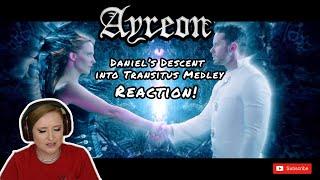 AYREON - Daniel's Descent into Transitus Medley (Official Video) | REACTION