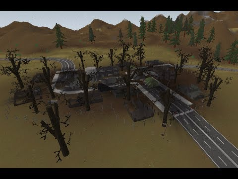 Unturned Map Of Germany.Unturned Germany Deadzone Exploration Youtube