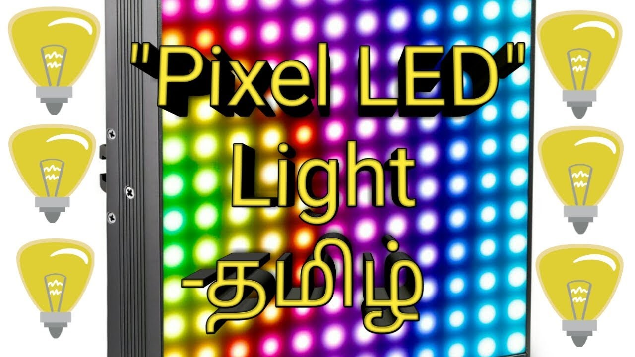 Led Pixel Designer 8x8 By Bekli