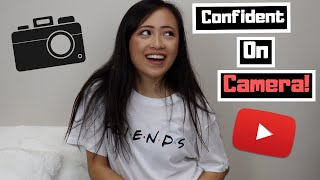How to be MORE Confident on Camera for Youtube as a Small Youtuber!