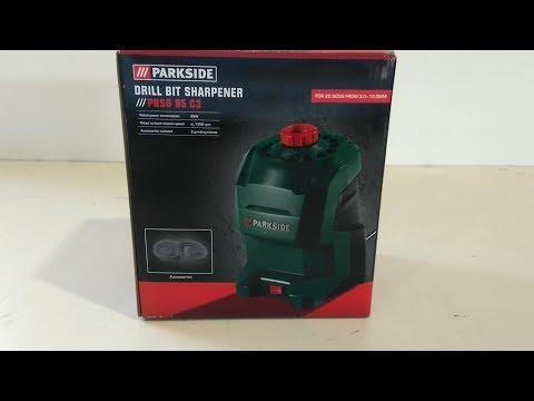 PARKSIDE DRILL BIT SHARPENER.PBSG 95 C3/УРЕД ЗА ЗАТОЧВАНЕ НА СВРЕДЛА
