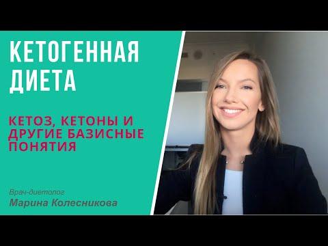 Кетогенная диета: кетоз, кетоны и другие базисные понятия