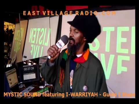 Mystic Sound Featuring I-Warriyah on EVR Pt.1