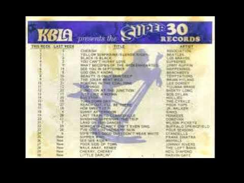 Final Hour KBLA  Dave Diamond  6 16 67