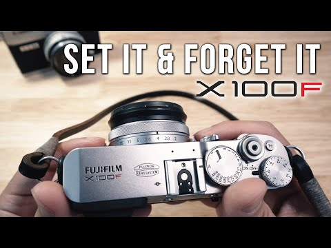 SETUP GUIDE For The Fuji X100F // Quick Shooting