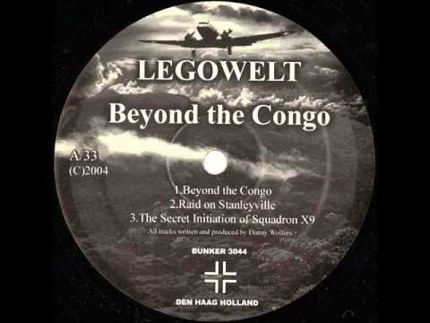 Legowelt ‎- Beyond The Congo Full Album
