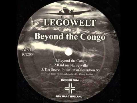 Legowelt - Beyond The Congo Full Album