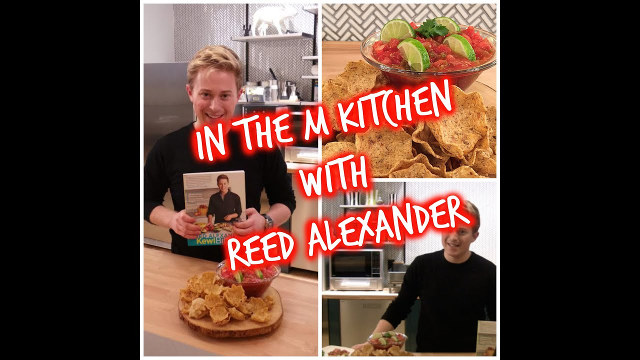 reed alexander tv shows