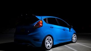 2014  Ford Fiesta ST Big turbo 300+ hp CP-E exhaust demo and drive by