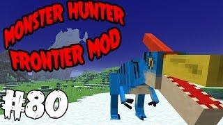 Реликтовые Ящеры! Обзор Мода Minecraft (MHF) №80