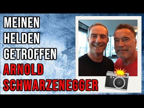 ARNOLD SCHWARZENEGGER gestern in München GETROFFEN | 10 Lehren, die ich von ihm gelernt habe!