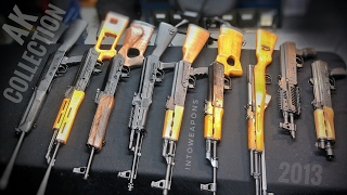AK-47 Collection Overview:  IntoWeapons 2013