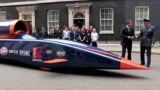 Сверхзвуковой Bloodhound SSC   самый быстрый автомобиль в мире(Смотрите нас на http://readpicture.ru/, 2016-06-01T13:31:58.000Z)