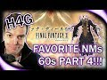 FFXI in 2018 - Top Favorite NMs - 60s Part 4!!!
