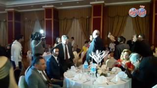 أخبار اليوم | حفل زفاف المذيعة نادية حسني بحضور نجوم الفن والإعلام