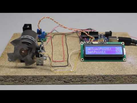 How to build a digital servo using an Arduino and photo sensors Rotary encoder