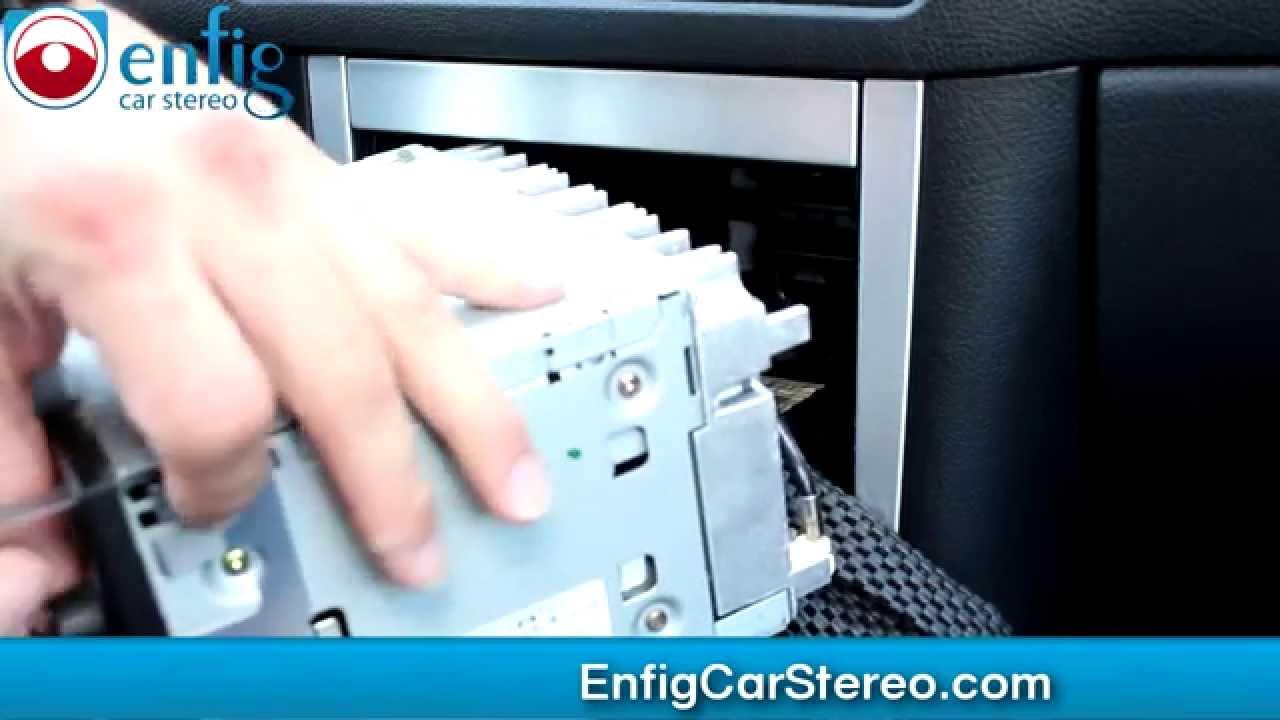 2002 2003 2004 2005 R32 Jetta Golf Gti Passat Vw Radio Removal Mk4 02 Audio Wiring