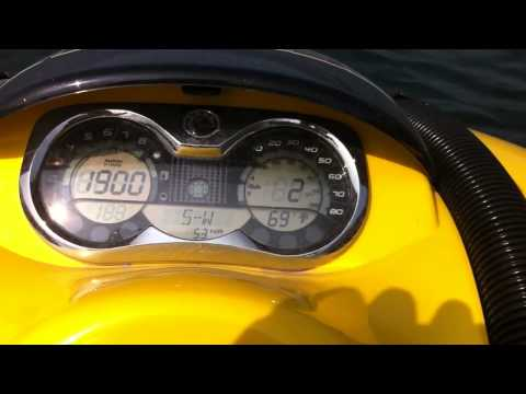 0  60 mph accelerati 3 secds  Seadoo RXP supercharged
