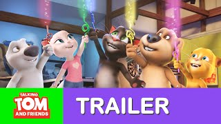 Watch Talking Tom and Friends Animated Series