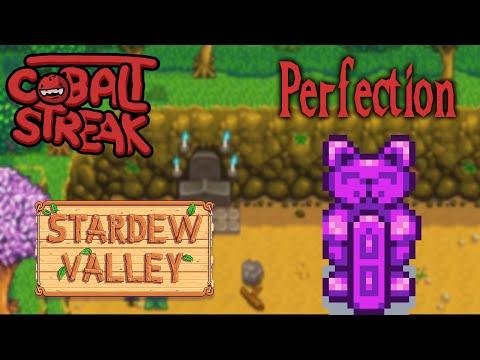 Stardew Valley! #52 - Statue Of Perfection - Cobalt Streak