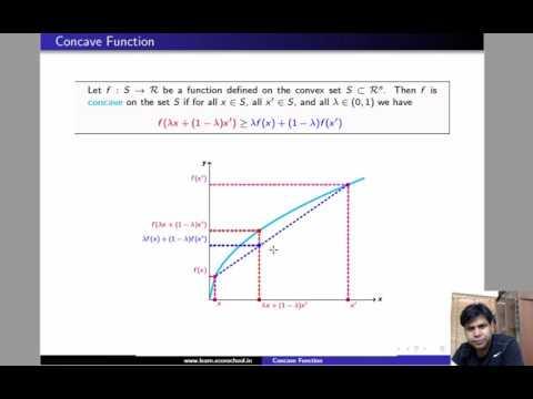 L3.2 - Concave Function