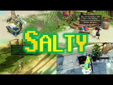 Salty title - A Complete Guide!