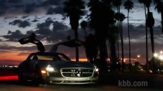 Mercedes-Benz SLS AMG Video Review - Kelley Blue Book