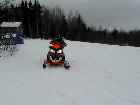 2009 Arctic Cat F8 Sno Pro with MBRP CAN