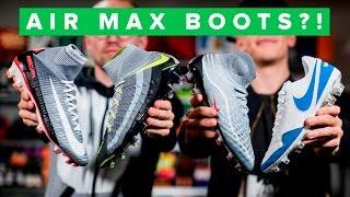 AIR MAX Nike Revolution Pack – epic Air Max boots