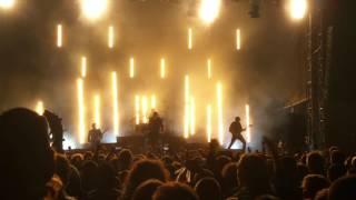 Parkway Drive live (Brutal Assault 2016)