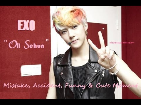 PART 158: Kpop Mistake & Accident [EXO Sehun only.]