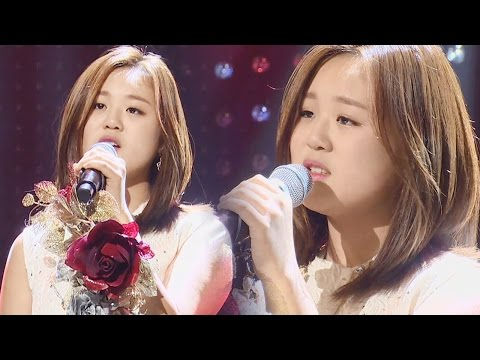 Yoo Jinee, What A Beautiful Voice 'Rose' 《KPOP STAR 6》 EP29