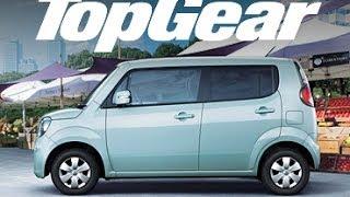Testujemy kei car'y: Nissan Moco | Test TopGear | Drive