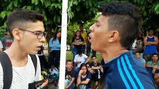 JAVIER VS MC LUIS    FREESTYLE BUCARAMANGA    SKILLS MIC™