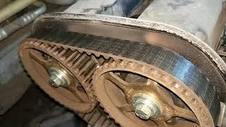 ремень ГРМ на грани обрыва / Ford Focus 2