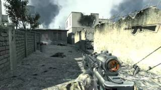 COD Modern Warfare 1 - Mission 5 - Charlie Don