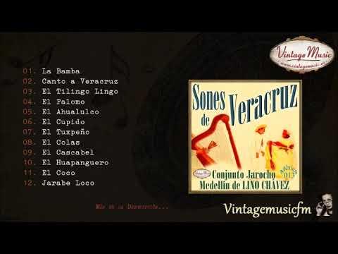 Conjunto Jarocho Medellín.  Colección Mexico #13 (Full Album/Álbum Completo)