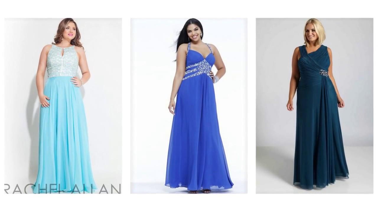 c09254cfe5a Top 100 Plus size prom dresses