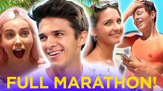 Brent Rivera DREAM VACATION Full Show Marathon w/ Ben Azelart, Lexi Rivera, Lexi Hensler, & MORE