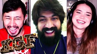 K.G.F. Star YASH | Interview | by Jaby & Achara