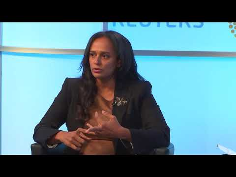 Reuters Newsmaker: Isabel Dos Santos says Angolan president is right to crack down on corruption