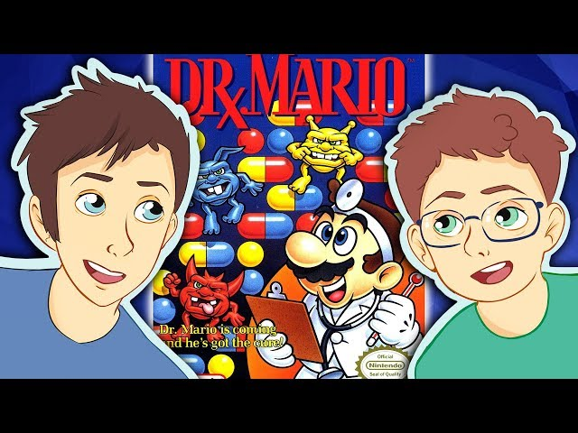 Dr. Mario AND Tetris | SegaNight Kevin