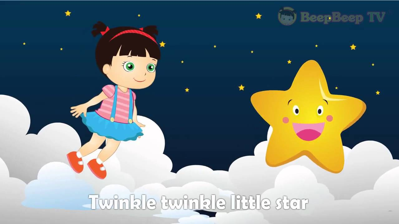 Download Twinkle Twinkle Little Star Song | Beep Beep TV Nursery Rhymes for Kids