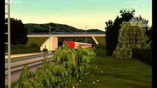 Let´s Play - Train Simulator 2001 - DB BR 120 #2